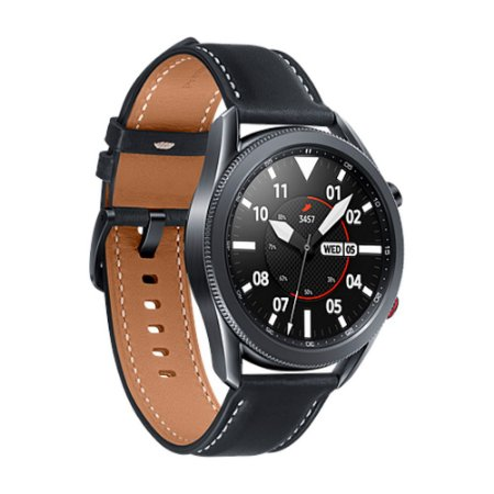 Smartwatch Samsung Galaxy Watch 3 LTE Preto 45mm 8GB