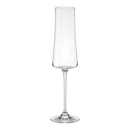 Taça Para Espumante Pleasure 210ml Haus Concept Cristal