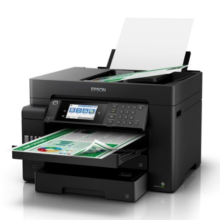 Impressora Multifuncional Epson Tanque Tinta Ecotank L15150