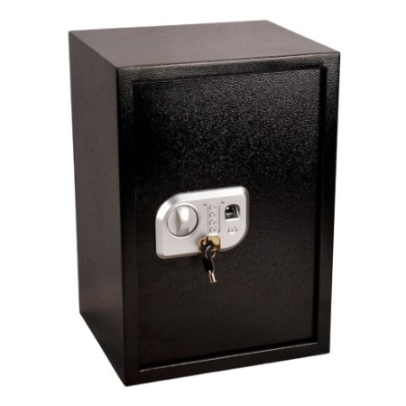 Cofre Segurança Digital Biometria 50x35cm IWCFS-006 Importway