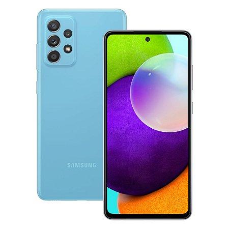 Smartphone Samsung Galaxy A52 6GB 128GB Awesome Blue