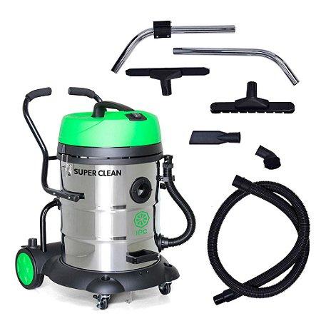 Aspirador Pó e Água IPC Super Clean 1200W 60L AA160 220v