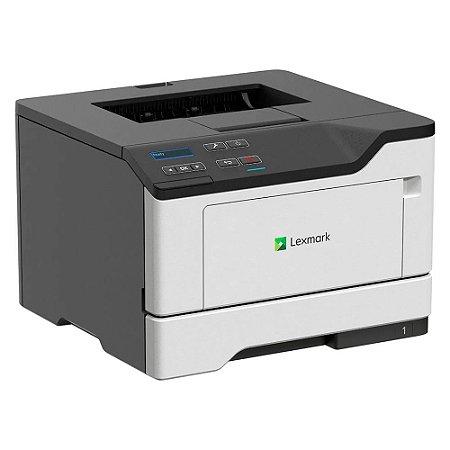Impressora Laser Mono MS421DN RJ45 USB 2.0 Duplex Lexmark