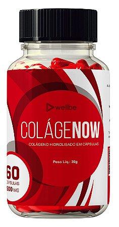 1 Pote de Colagenow - Colágeno Rejuvenescedor