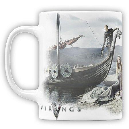 Caneca Personalizada Vikings (mod.1)