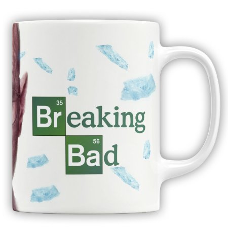 Caneca Personalizada Breaking Bad (mod.1)