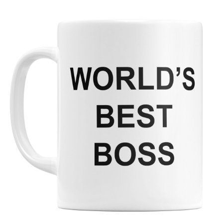 Caneca Personalizada World's Best Boss