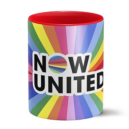 Caneca Personalizada Now Uniter (Com Nome) (mod.1)