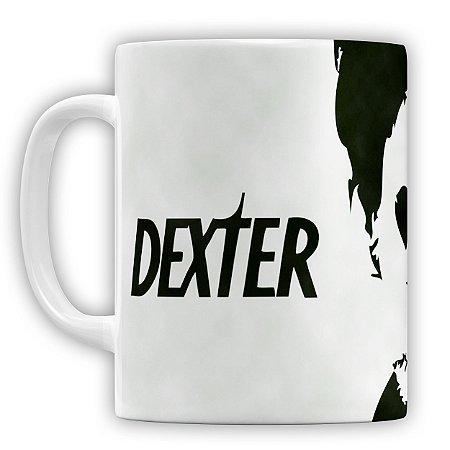 Caneca Personalizada Dexter (Com Nome) (mod.1)