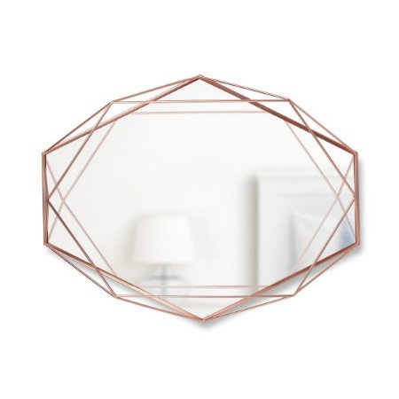 Espelho Prisma Umbra - Cobre