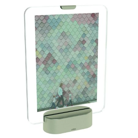 Porta Retrato 13x18cm c/ LED - Nickel