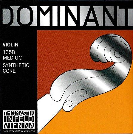 Cordas Violino 4/4 Thomastik Dominant 135b