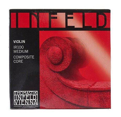 Cordas Violino 4/4 Thomastik Infeld Red