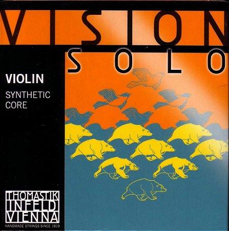 Cordas Violino 4/4 Thomastik Vision Solo