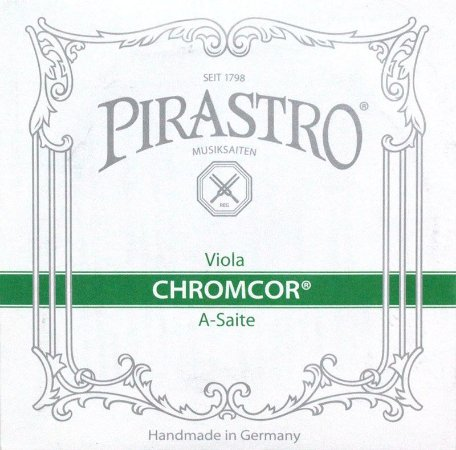 Encordoamento Viola Pirastro Chromcor