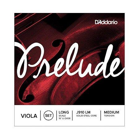 Cordas D'Addario Prelude Viola