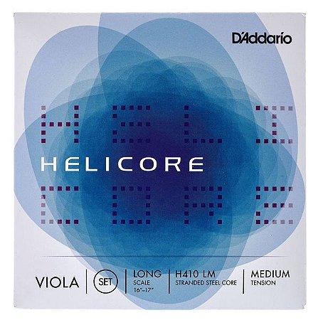 Cordas D'addario Helicore Viola - H410 MM