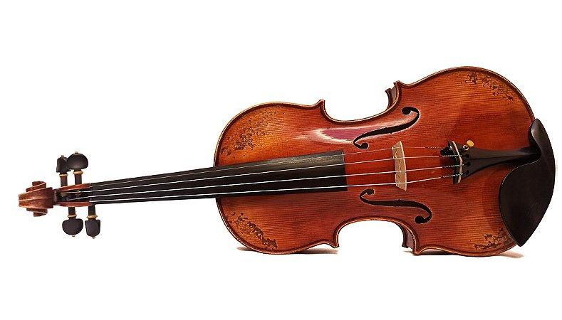 """Violino Cópia Guarneri Del Gesu """"Il Cannone"""" 1743"""