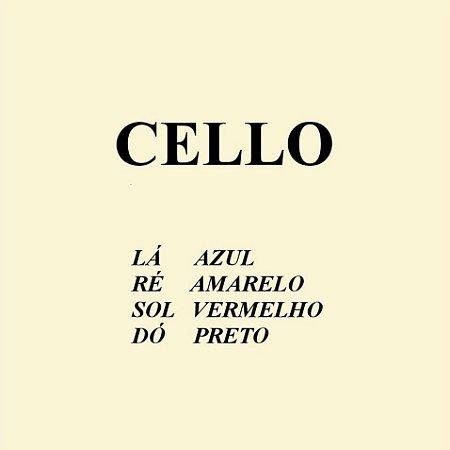 Cordas Mauro Calixto Violoncelo