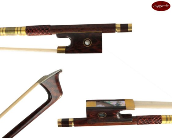 Arco Violino 4/4 Pau-cobra