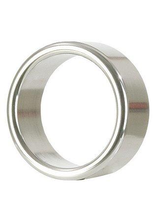 Alloy Metallic Rocket Ring Large - Coleção Nanma
