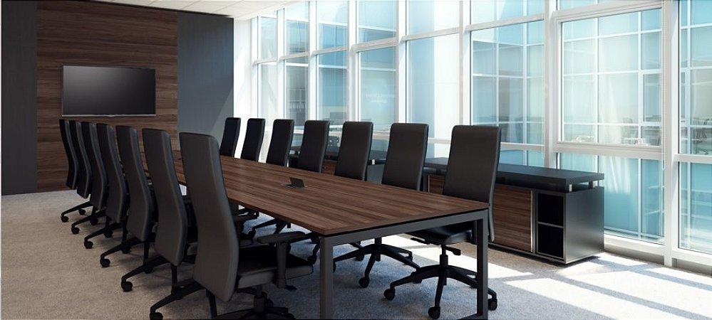 Mesa de Reunião Op1