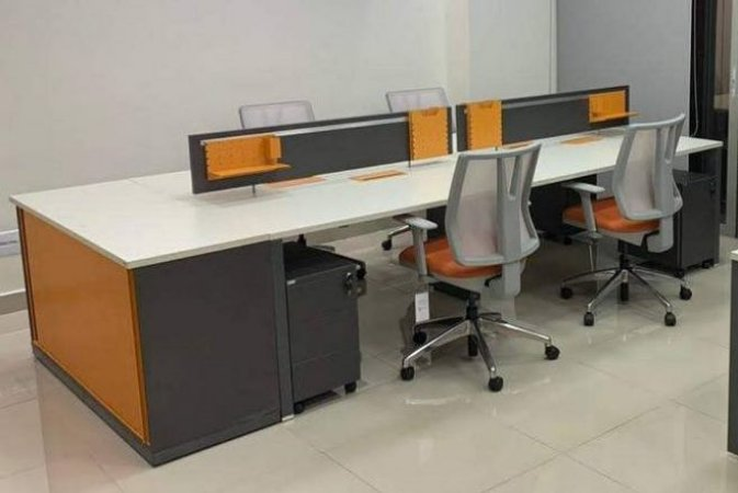 Mesa Plataforma Work Pro
