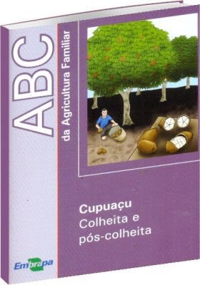 Cupuaçu - colheita e pós-colheita