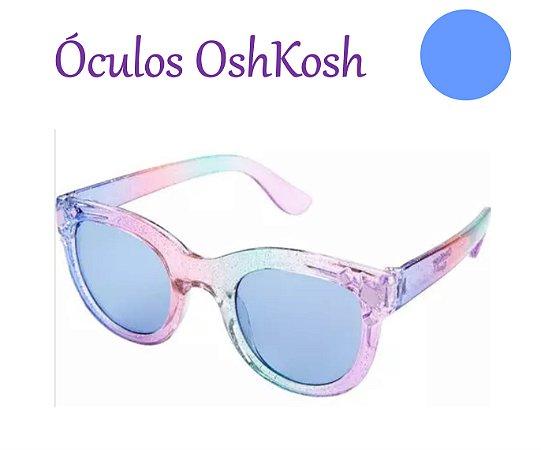 Óculos de Sol Infantil 12 a 24 meses - Carter's e OshKosh Proteção UVA e UVB - Modelos e Cores Variados