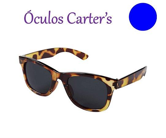 Óculos de Sol Infantil 4 a 8 anos - Carter's e OshKosh - Proteção UVA e UVB - Modelos e Cores Variados