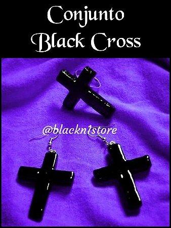 Conjunto Black Cross
