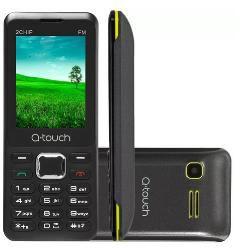 JAM Q11A Celular Qtouch Com Lanterna Tela 2.4 Camera Vga