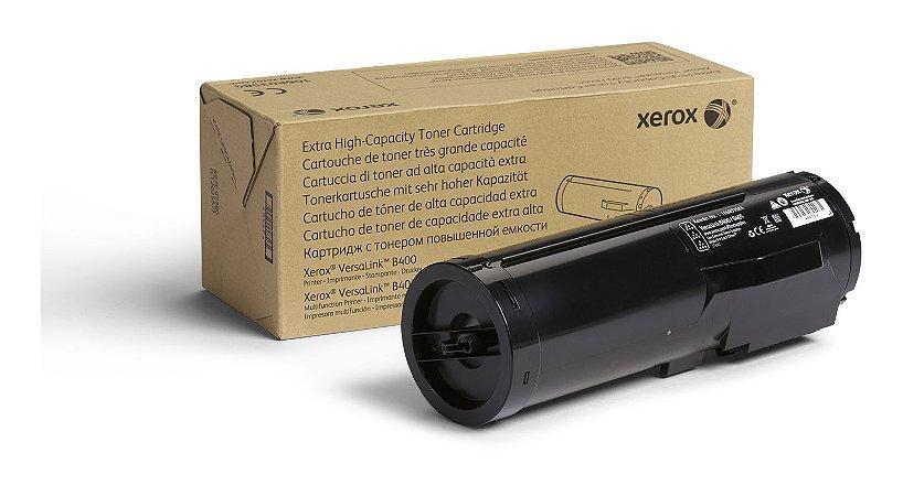 Original 106R03585 Toner Xerox Preto 24.600Páginas