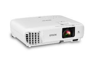 Projetor Epson Powerlite E20 3400 Lumens XGA V11H981020