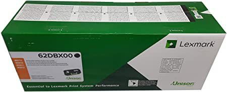 Original 62DBX00 62D4X00 Toner Lexmark 624X Preto 45.000Páginas