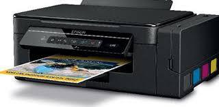 L396 - Multifuncional Tanque de Tinta Epson Ecotank, Imprime, Copia, Scanner e WiFi