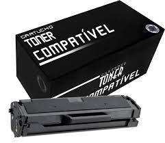 Compatível CB435A CB436A CE285A Toner Preta - Autonomia 1.500Páginas