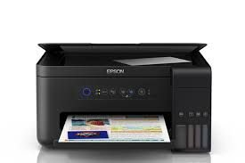 L4150 - Multifuncional Tanque de Tinta Epson Ecotank Imprime Copia Scanner WiFi
