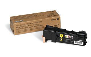 106R01603 - Toner Original Xerox Amarelo Autonomia  2.500Paginas aproximadamente em texto