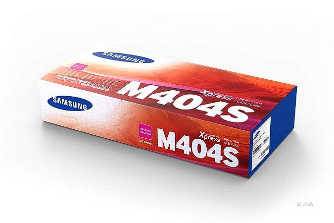 Original CLT-M404S Toner Samsung Magenta M404S 1.000Páginas