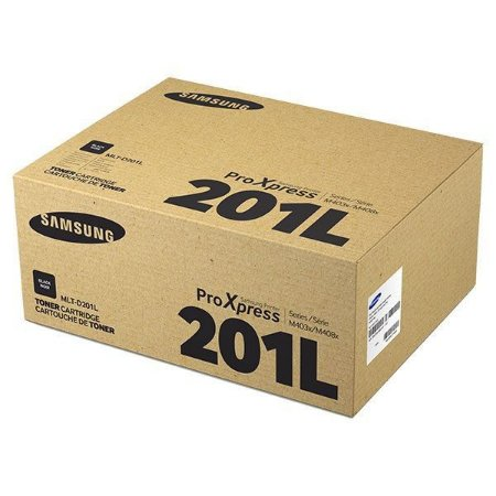 Original D201L Toner Samsung MLT-MLTD201L Preto - Autonomia 20.000Páginas