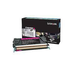 Original C748H1MG Toner Lexmark Magenta Autonomia 10000Paginas