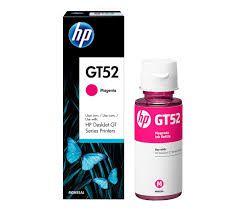 GT-52 - Garrafa de Tinta HP Refil GT52 M0H55AL Magenta 8.000Páginas