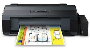 L1300 - Impressora Tanque de Tintas Ecotank Epson L-1300 - Formato A3
