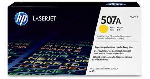 CE402A - Toner Original HP 507A Amarelo Autonomia 6.000Páginas aproximadamente em texto