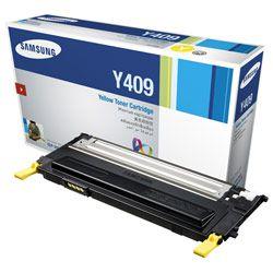 Original SCLT-Y409S Toner Samsung Amarelo Y409S Atonomia 1.000Paginas
