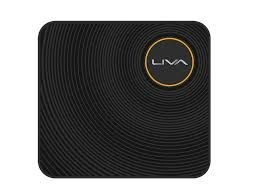 MINI PC LIVA ZE - ULN33504120 INTEL DUAL CORE N3350 4GB SSD 120GB HDMI USB REDE - LINUX