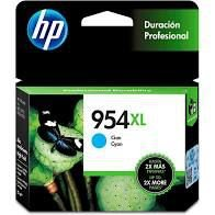 954XL - Cartucho de tinta original hp L0S62AB Ciano 20ml
