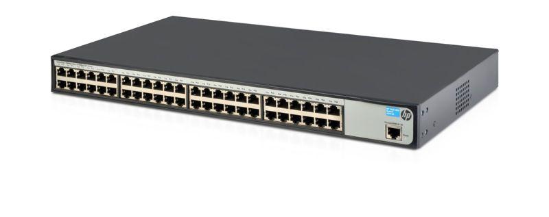 JG914A 48Portas Switch 48P HP 1620 48G RJ-45 10/100/1000MBPS Gerenciavel