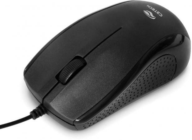 Mouse com Fio C3TECH(MS-26BK)  1000dpi  Usb Preto